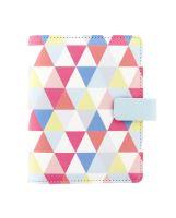Filofax Geometric A7 Pocket kapesní diář